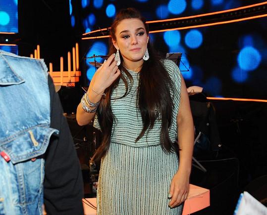 Ewa Farna neudržela emoce na uzdě a v SuperStar opět plakala.