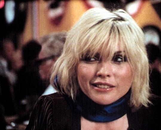 Debbie Harry alias Blondie na vrcholu slávy