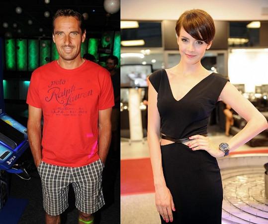 Roman Šebrle a Gábina Kratochvílová jsou novou moderátorskou dvojicí.