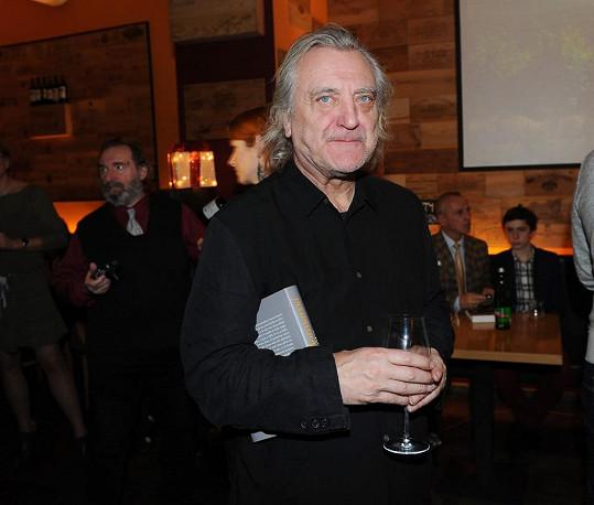 Mezi hosty byl i Bořek Šípek.