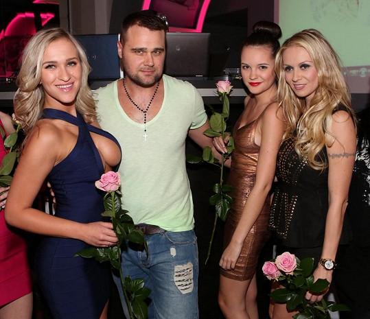 S Nelou Slovákovou a Pavlem Filandrem.