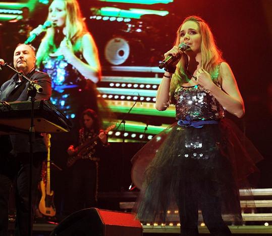 Michal David a Lucie Vondráčková