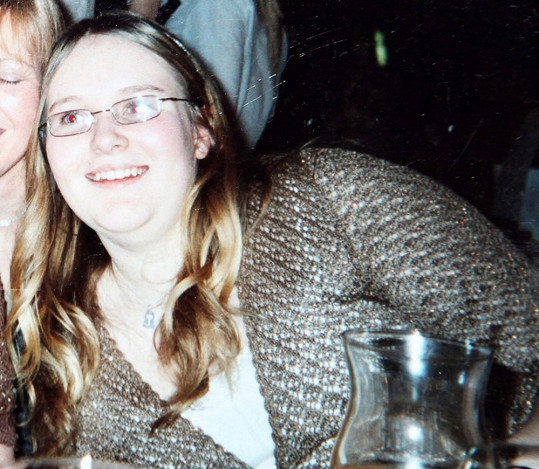 Emma vypadala v pubertě jako úplně jiné děvče.