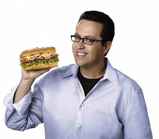 Než se Jared rozhodl pro změnu v podobě sandvičů, jeho typický oběd se skládal z cheesburgerů sextra porcí hranolek, který zakončil několika kousky jablečného koláče. Typickou svačinou byly sladké tyčinky. Kvečeři pak obvykle jídával hotovky zčínského bufetu.