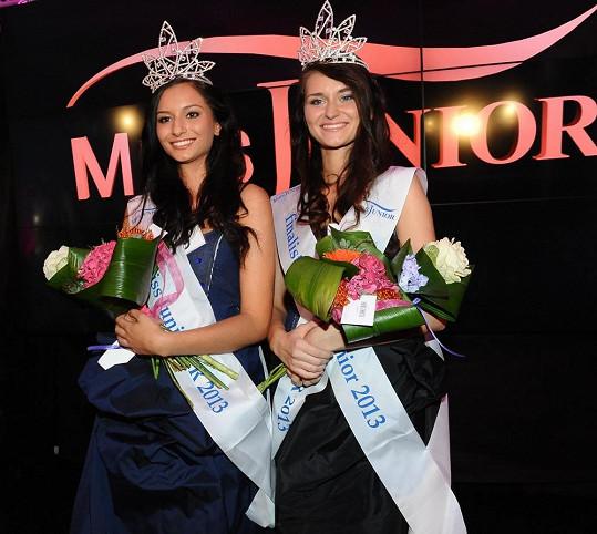 Slovenskou vítězkou Miss Junior se stala Skarleta Mogonyiová z Dunajské Stredy.