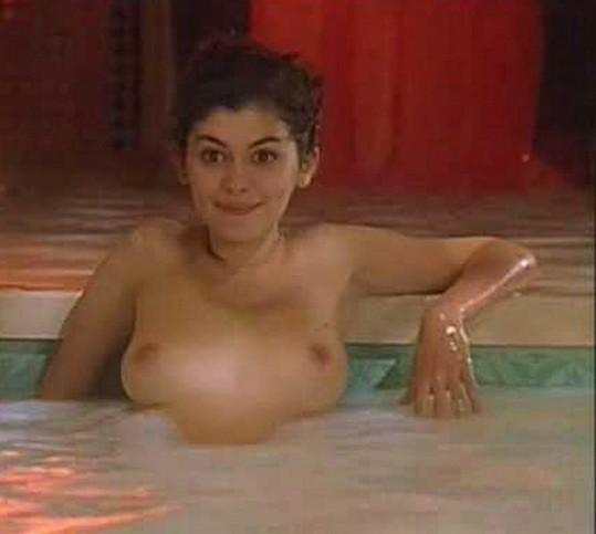 Audrey Tautou ve filmu Libertin
