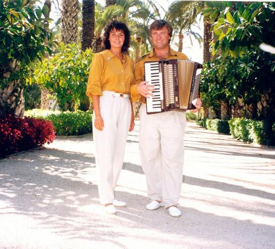 Eva a Vašek si Floridu zamilovali.