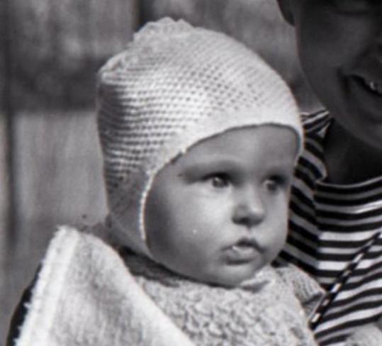 Helena Suková v roce 1965