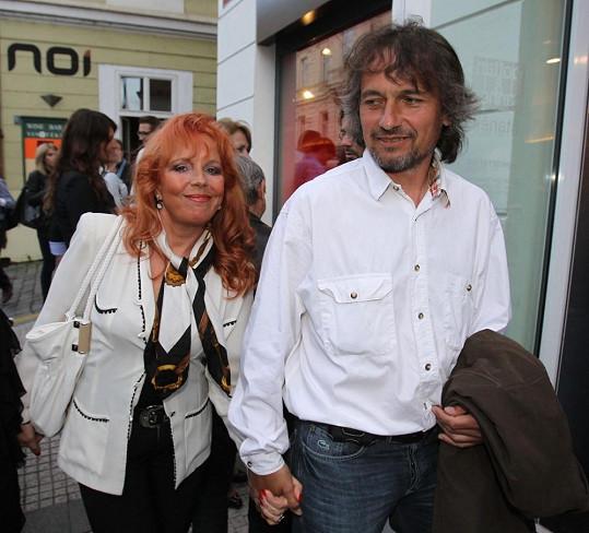 Takto vypadal zamilovaný páreček před pár lety.