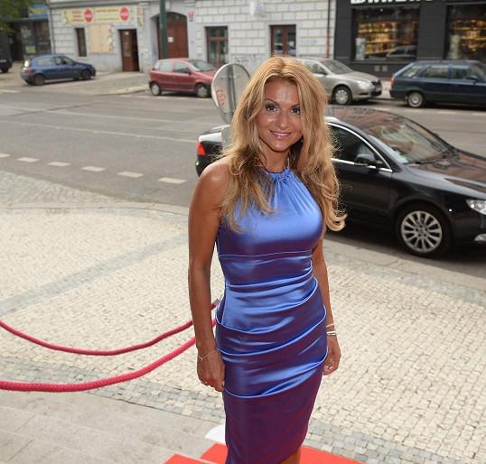 Yvetta Blanarovičová své poslední partnery před světem tajila.