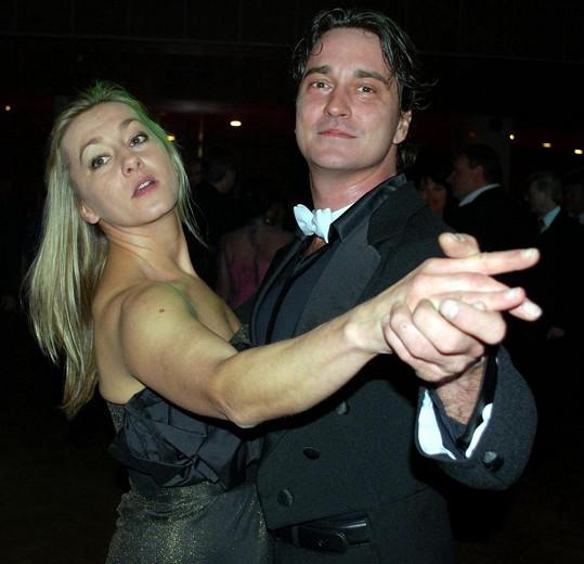 V létě roku 2011 společně zářili na tanečním parketu.