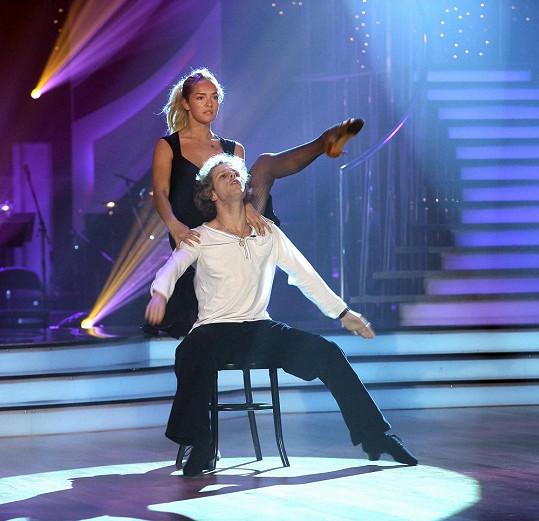 sexy tanec zákulisi