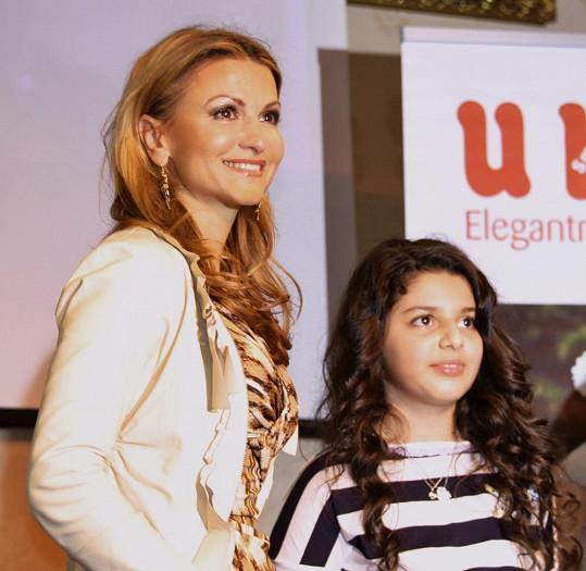Yvetta Blanarovičová a Diana Kalashová.
