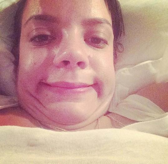 Odvrácená tvář Lily Allen