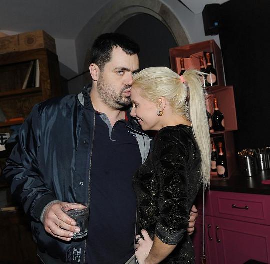 Kateřina a Pavel se usmířili po měsících útoků.