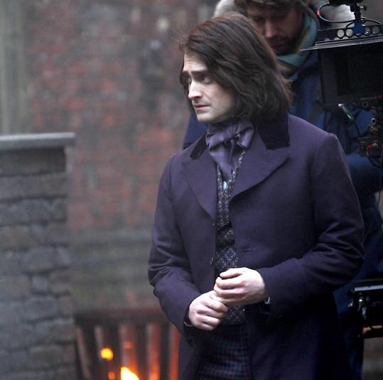Dlouhovlasý Daniel ztvární Frankensteinova asistenta Igora.