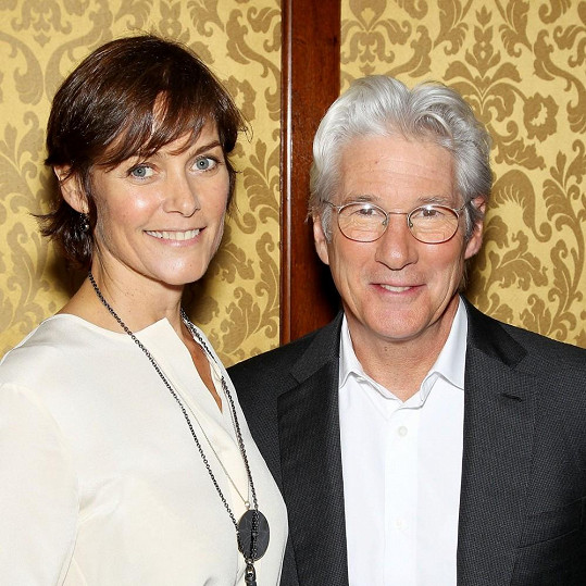 Richard Gere a Carey Lowell