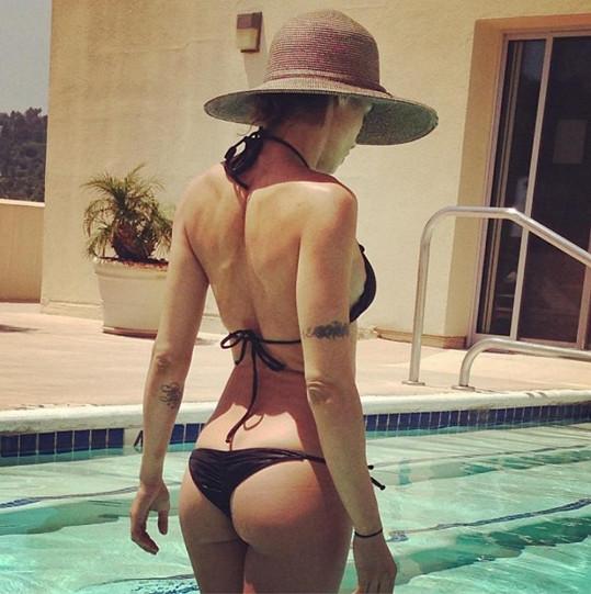 Elisabetta Canalis patří k nejhezčím italským modelkám.