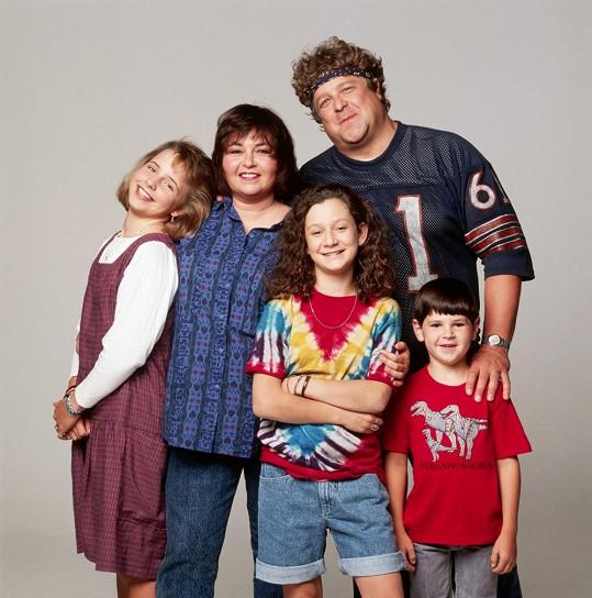 Rodinka Connerových hezky pohromadě