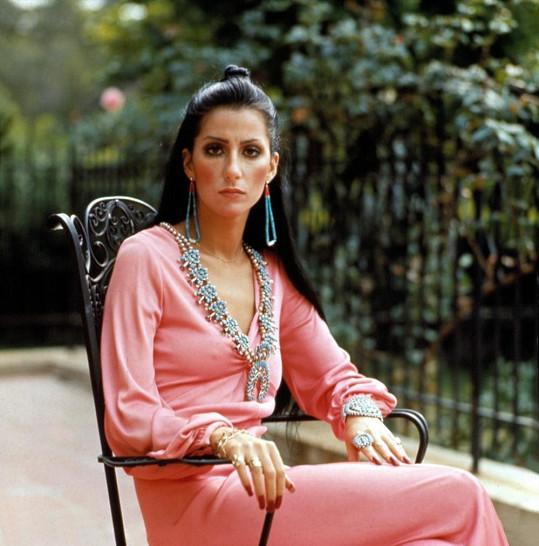 Cher v 70. letech