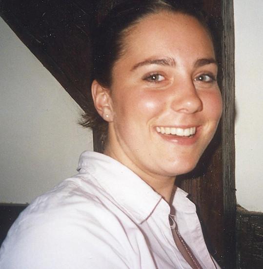 Kate byla na záběru z přelomu tisíciletí téměř k nepoznání.