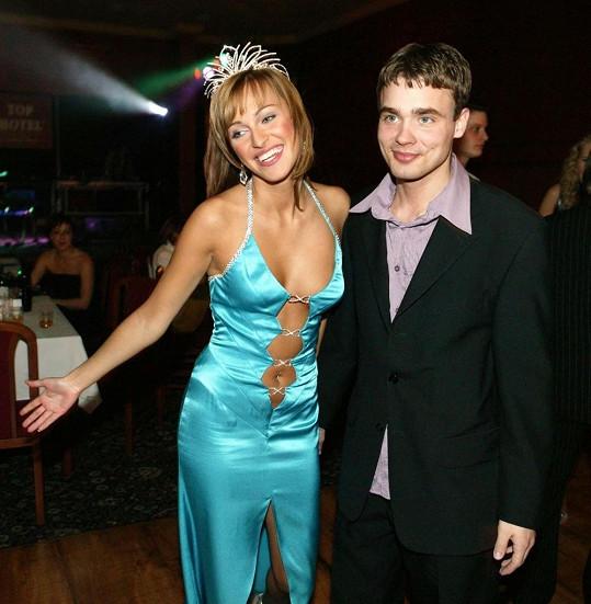 Renata Langmannová dala příteli Tomášovi sbohem půl roku po Miss.