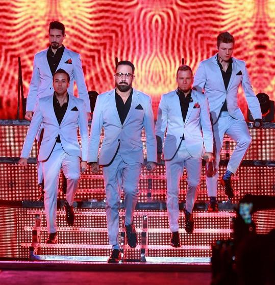 Backstreet Boys v roce 2014