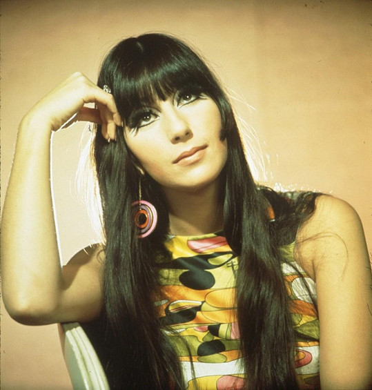 Cher se jednu dobu stylizovala také do Kleopatry.