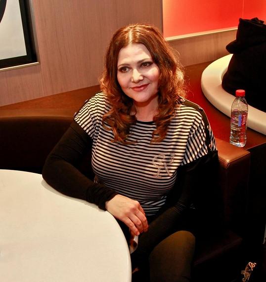 Ilona Csáková dnes slaví třiačtyřicáté narozeniny.