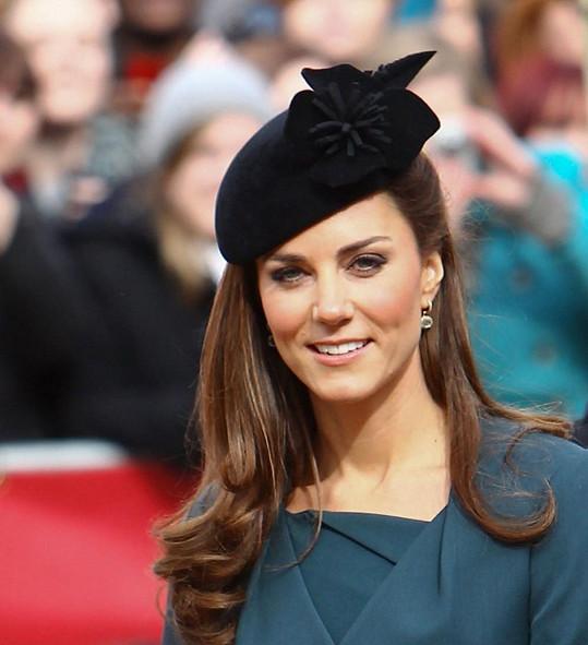 Neurozená Catherine plní roli vévodkyně z Cambridge na jedničku.