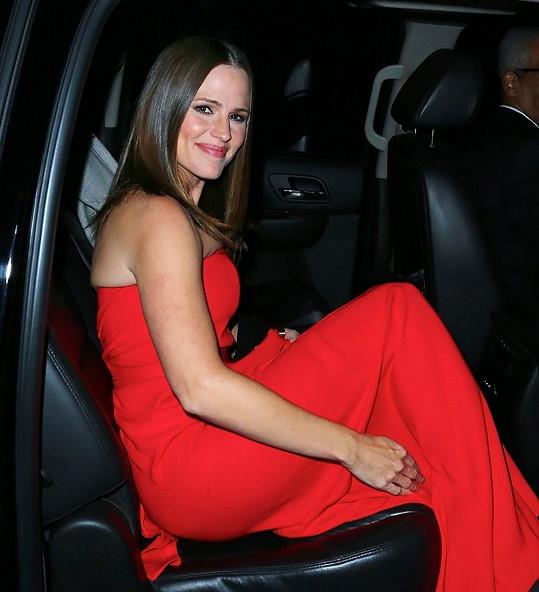 Jennifer dokáže být výjimečně krásná.