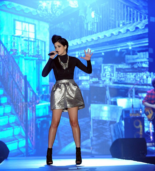 Celeste Buckingham patří mezi nejúspěšnější slovenské zpěvačky.