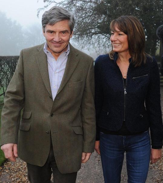 Michael a Carole Middletonovi