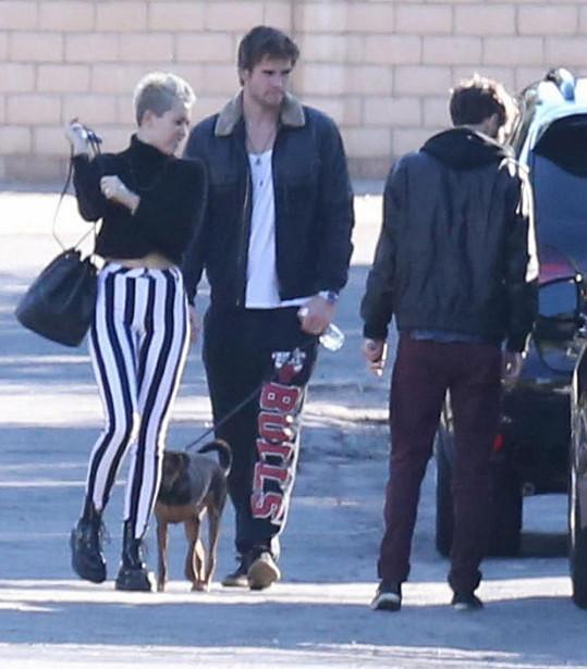 Miley Cyrus by měla pořádně provětrat svůj šatník.