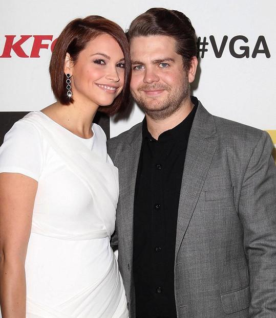 Jack Osbourne a Lisa Stelly