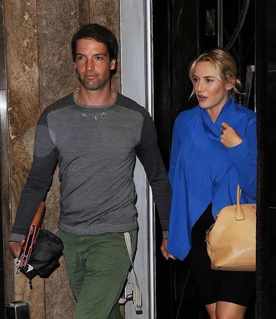 Kate Winslet a jejímu třetímu manželovi Nedu Rocknrollovi se narodil chlapec.