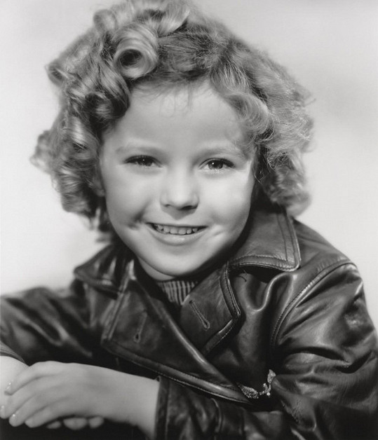 Shirley Temple v roce 1934