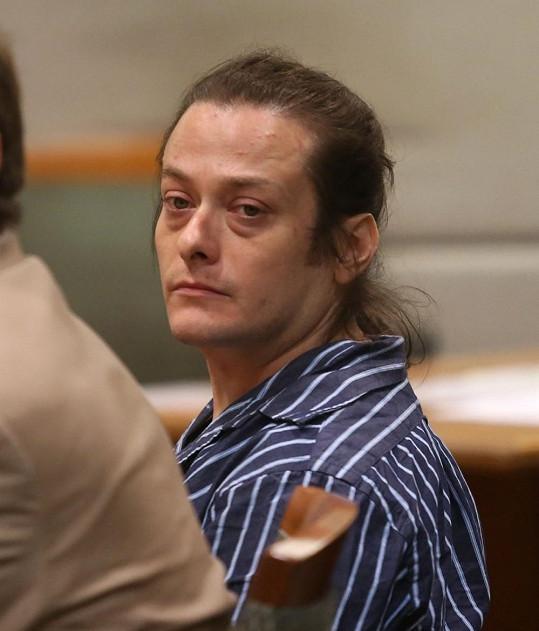 Furlong během soudního procesu.