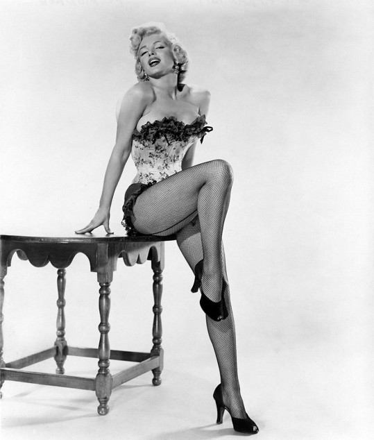 Ikona nejen 60. let Marilyn Monroe