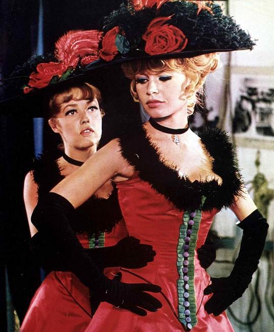 S Brigitte Bardot si zahrály ve filmu Viva Maria!