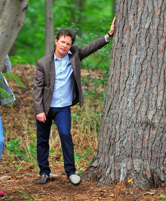 Michael J. Fox vypadá stále skvěle.