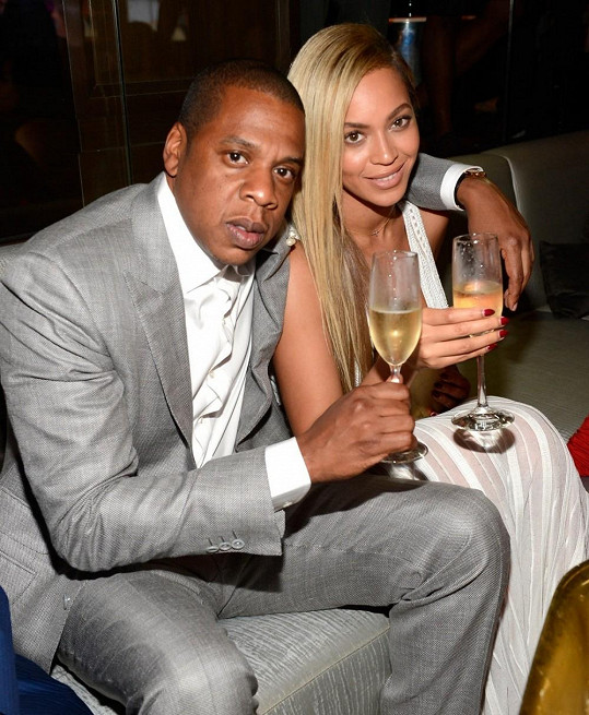 1. Beyoncé a Jay-Z