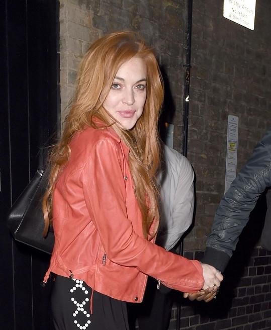 Lindsay Lohan má skvělou kámošku.