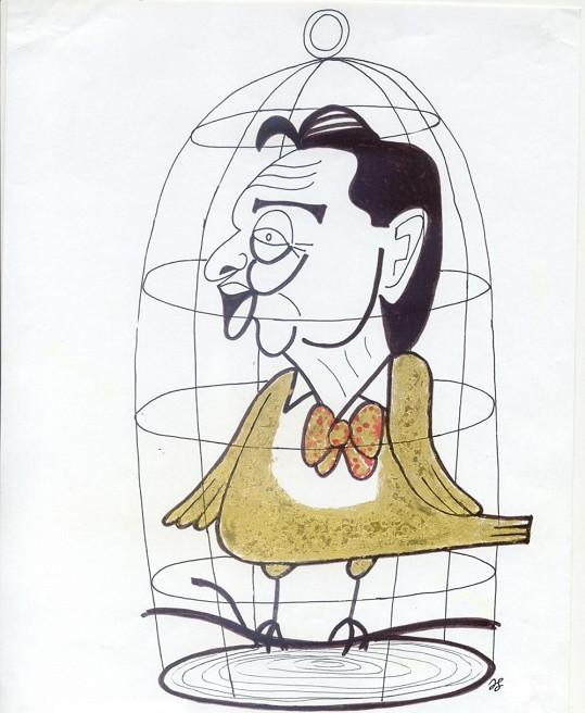 ...takto jeden český umělec...
