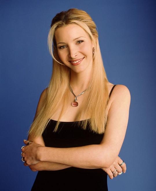 Takhle si Lisu pamatujeme - jako Phoebe Bufetovou.