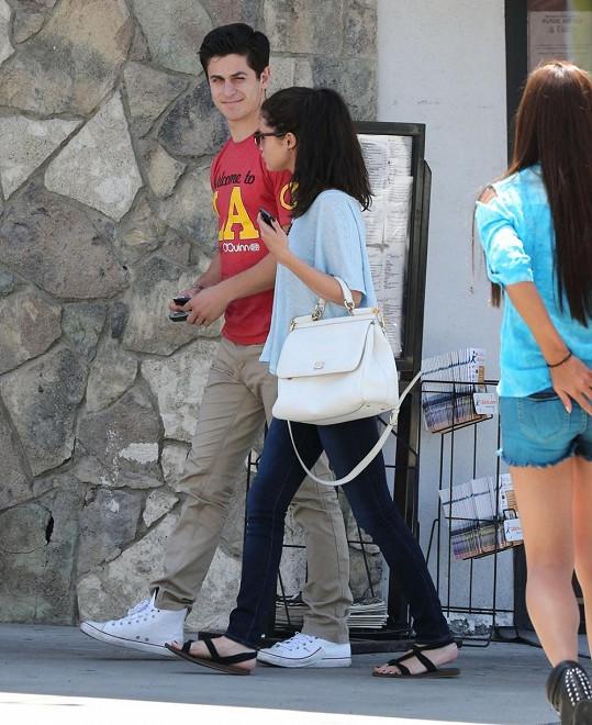 Selena a David se znají již od malička.