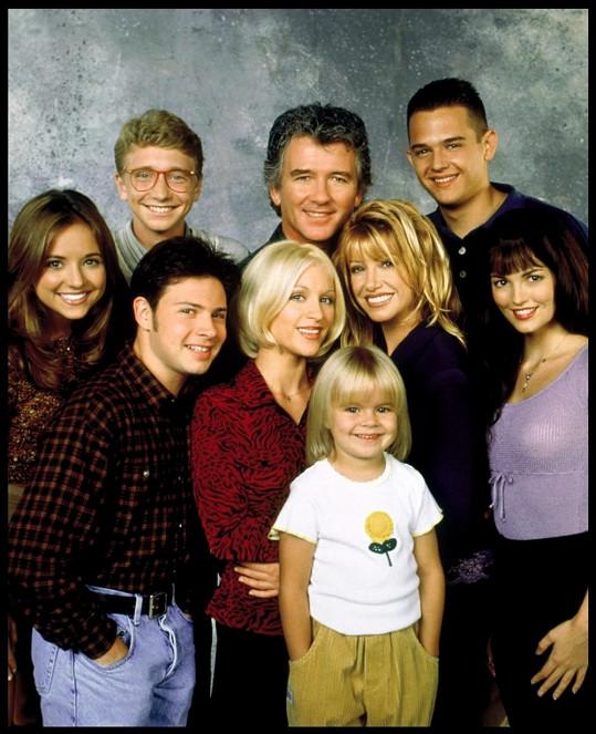 Staci se svou seriálovou rodinkou