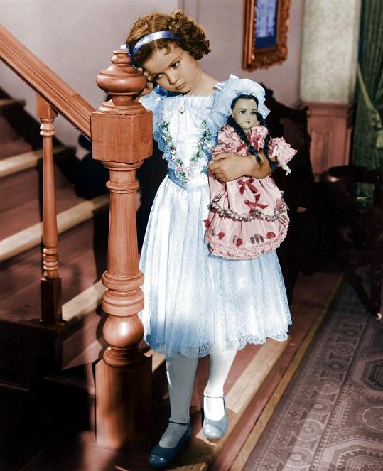 Shirley ve filmu Malá princezna