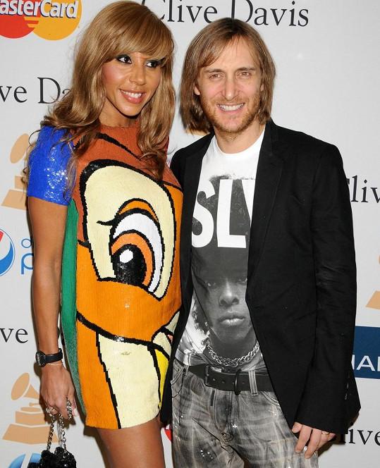 Davida Guettu a jeho ženu Cathy čeká rozvodové stání.