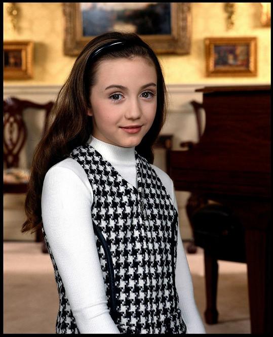 Madeline Zima v roli malé Grace Sheffield